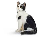 Schleich 13637 Katze, sitzend