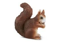 Schleich 14252 Eichhörnchen, fressend