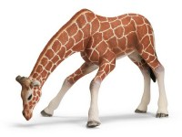 Schleich 14390 Giraffenkuh, saufend