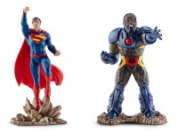 Schleich 22509 Scenery Pack Superman vs Darkseid