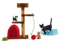 Schleich 42501 Spielspass für niedliche Katzen
