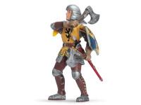 Schleich 70062 Fuss-Soldat mit Wurfbeilen