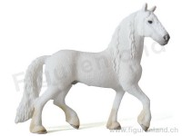 Schleich 82867 weisser Friesenhengst Sonderedition