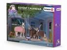 Schleich 97151 Adventskalender Pferde