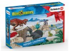 Schleich 97982 Adventskalender Dinosaurier