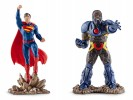 Schleich 22509 Scenery Pack Superman vs Darkseid