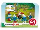 Schleich 41255 Schlumpf Set 1960-1969