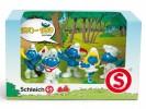 Schleich 41256 Schlumpf Set 1970-1979