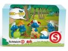 Schleich 41257 Schlumpf Set 1980-1989