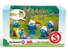 Schleich 41258 Schlumpf Set 1990-1999