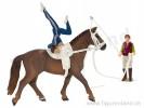 Schleich 42002-1 Voltigierset - ohne Pferd